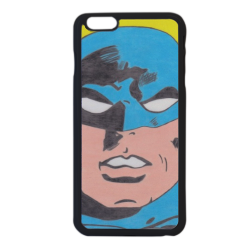 BATMAN 2014 Cover iPhone 6 plus