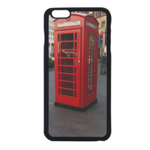 Cabina Inglese Cover iPhone 6 plus