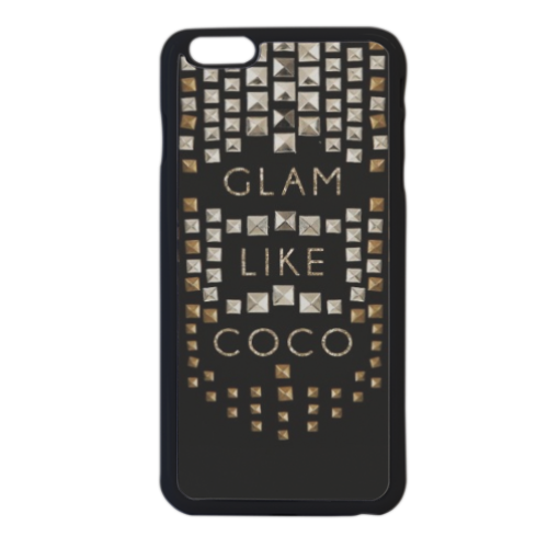 Glam Like Coco Cover iPhone 6 plus