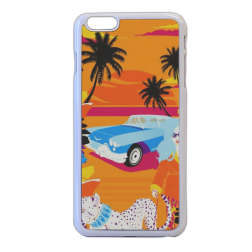 Rich Summer  Cover iPhone 6 plus