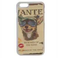 Wanted Rambo Dog Cover iPhone 6