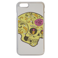 Teschio e fiori Cover iPhone 6