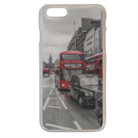 London red and white Cover iPhone 6