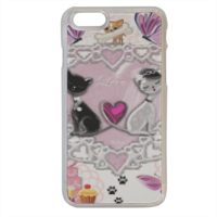 Sweet Love with Dog Cover iPhone 6