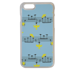 uccellini e note musicali Cover iPhone 6