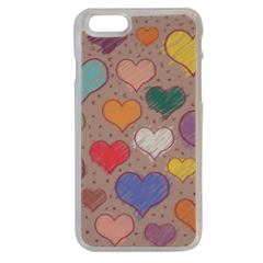 cuoricini Cover iPhone 6
