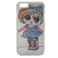 raimbow bb Cover iPhone 6