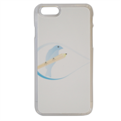Uccellino su Matita Cover iPhone 6