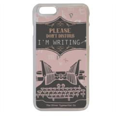 I'm Writing Cover iPhone 6