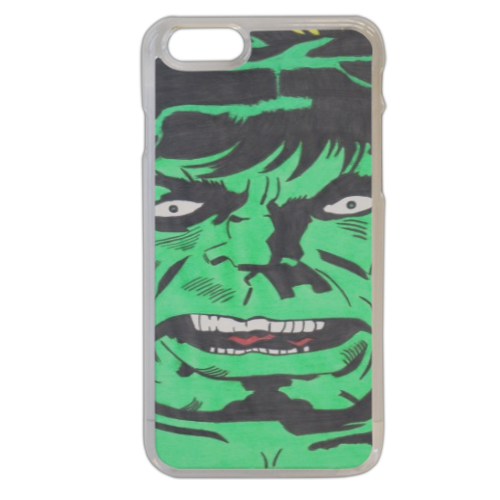 HULK 2013 Cover iPhone 6