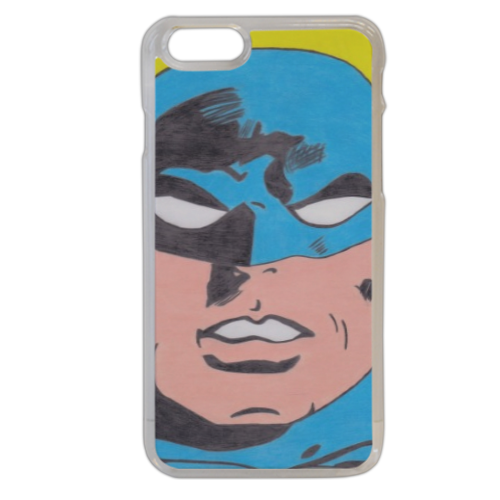 BATMAN 2014 Cover iPhone 6