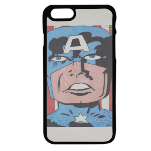 CAPITAN AMERICA 2014 Cover iPhone 6