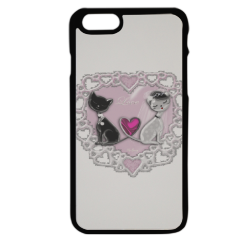 Weddings Cats Cover iPhone 6