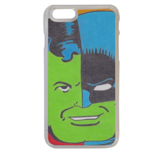 THE COMPOSITE SUPERMAN Cover iPhone 6