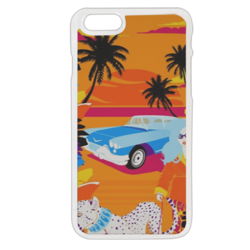Rich Summer  Cover iPhone 6
