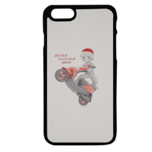 Buon Natale 2016  Cover iPhone 6