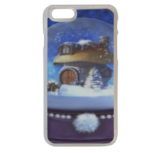 Globo di Neve Fantasy Cover iPhone 6