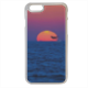 dolphin on the sun Cover iPhone 6