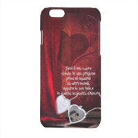 Gothic Love Cover iPhone 6 stampa 3D