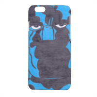 PANTERA NERA Cover iPhone 6 stampa 3D