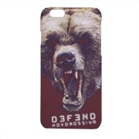 Defend Novorossiya ! Cover iPhone 6 stampa 3D