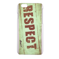 Respect two Cover iPhone 6 stampa 3D
