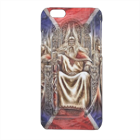 God protects Novorossiya Cover iPhone 6 stampa 3D