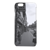 Parigi_Rue Pigalle Cover iPhone 6 stampa 3D