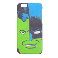 THE COMPOSITE SUPERMAN Cover iPhone 6 stampa 3D