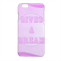 Onda rosa Cover iPhone 6 stampa 3D
