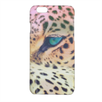 Leopard Cover iPhone 6 stampa 3D