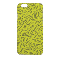 Texture with stripe Cover iPhone 6 stampa 3D