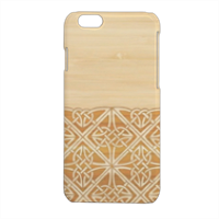 Bamboo and Gothic Cover iPhone 6 stampa 3D