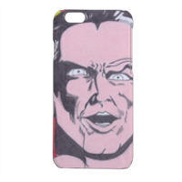 BLACK ADAM Cover iPhone 6 stampa 3D