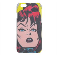 BLACK WIDOW Cover iPhone 6 stampa 3D