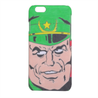 2018 DRU ZOD Cover iPhone 6 stampa 3D