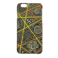 astratto Cover iPhone 6 stampa 3D