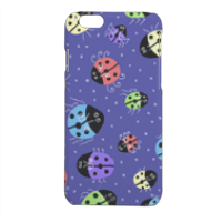 coccinelle Cover iPhone 6 stampa 3D