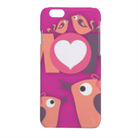 Mamma I Love You - Cover iPhone 6 stampa 3D