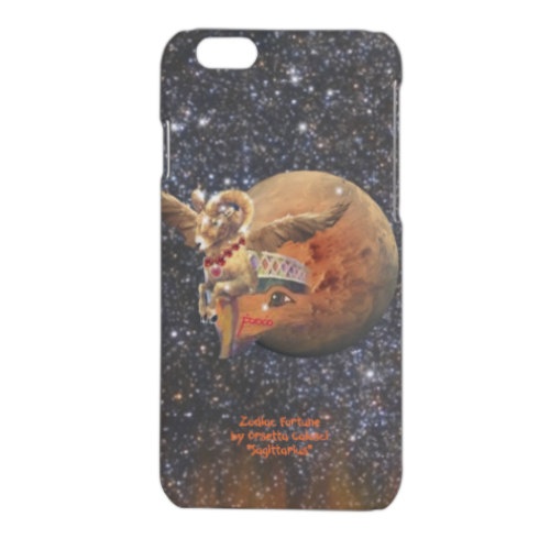 Zodiac Fortune Ari Cover iPhone 6 stampa 3D