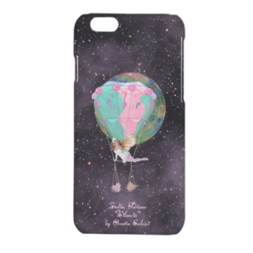 Zodiac Fortune Lib Cover iPhone 6 stampa 3D