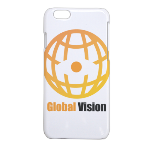 Global vision Cover iPhone 6 stampa 3D