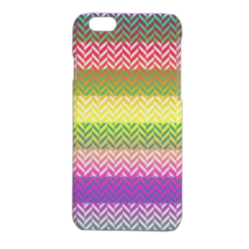Abstract Cover iPhone 6 stampa 3D