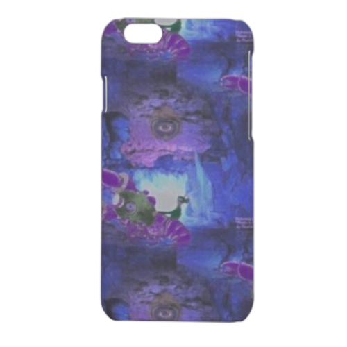 Uchronia Cover Cover iPhone 6 stampa 3D
