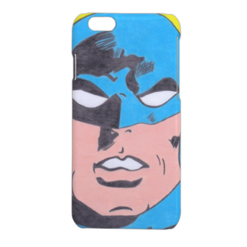 BATMAN 2014 Cover iPhone 6 stampa 3D