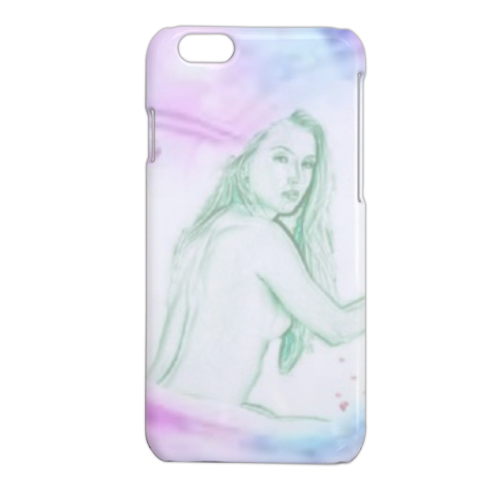 anima nei fior Cover iPhone 6 stampa 3D