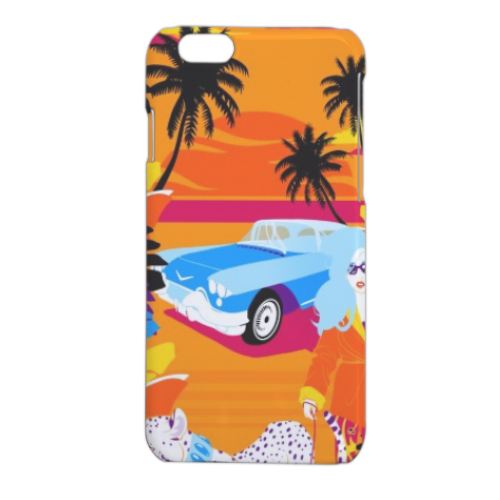 Rich Summer  Cover iPhone 6 stampa 3D