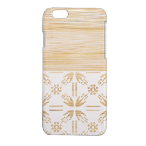 Bamboo and Japan Cover iPhone 6 stampa 3D