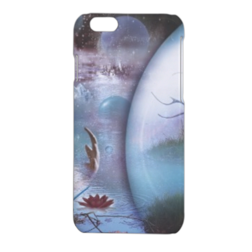 Another World Cover iPhone 6 stampa 3D