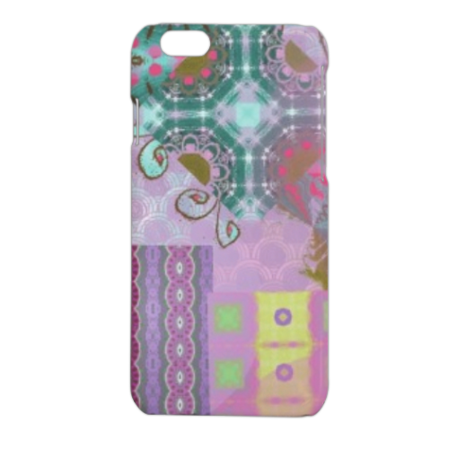 Astratto colorato Cover iPhone 6 stampa 3D